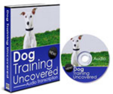 Product picture Dog Training Uncovered